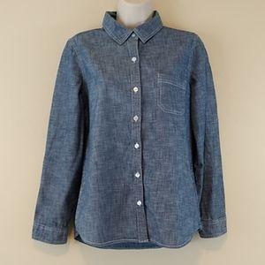 Old Navy Chambray Shirt